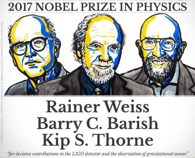2017 Physics Nobel